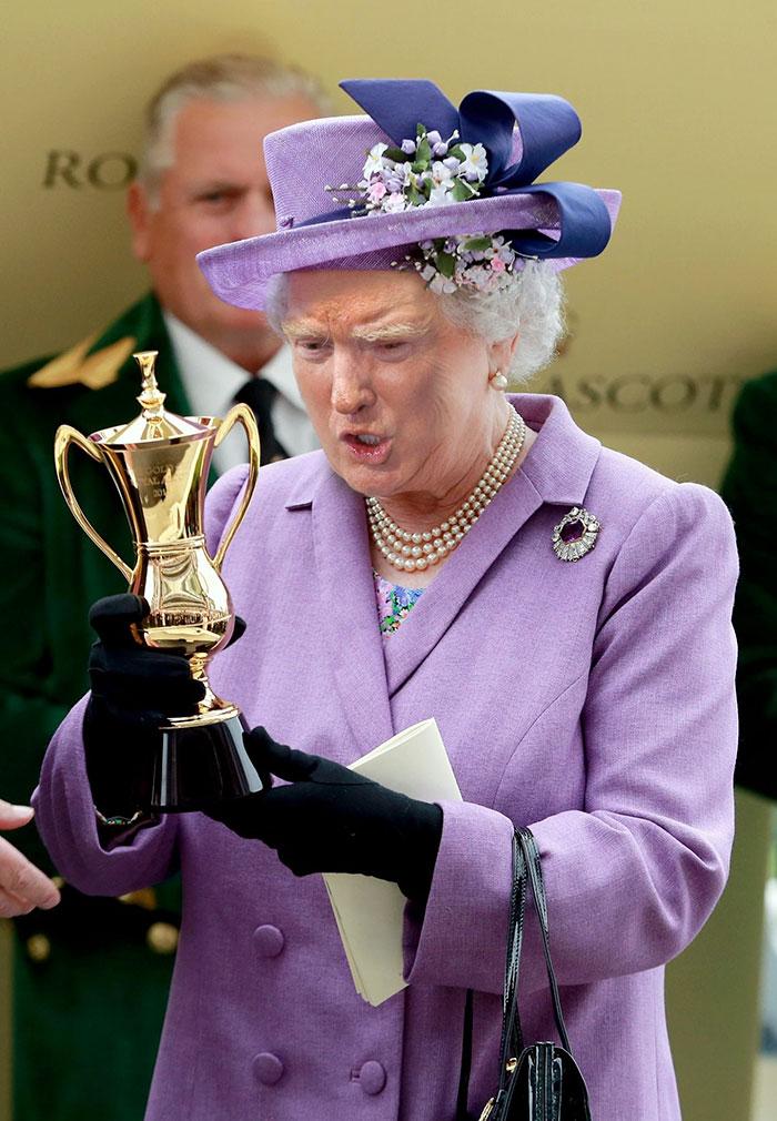 funny-donald-trump-queen-elizabeth-photohop-trumpqueen-22-584a762fb5cc9__700