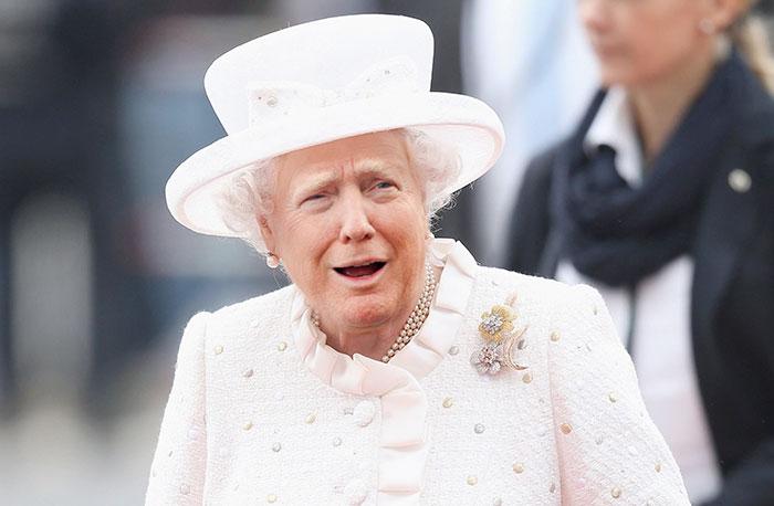 funny-donald-trump-queen-elizabeth-photohop-trumpqueen-32-584a764a887b7__700