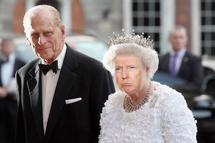 funny-donald-trump-queen-elizabeth-photohop-trumpqueen-4-584a76048eafa__700