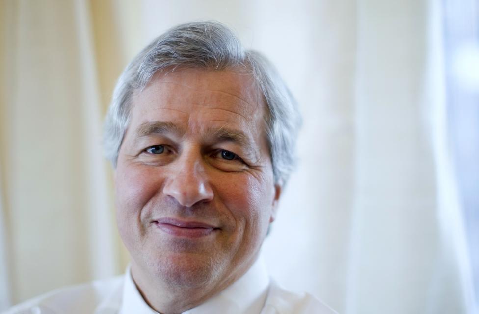 19: JPMorgan Chase CEO Jamie Dimon.   REUTERS/Lucas Jackson