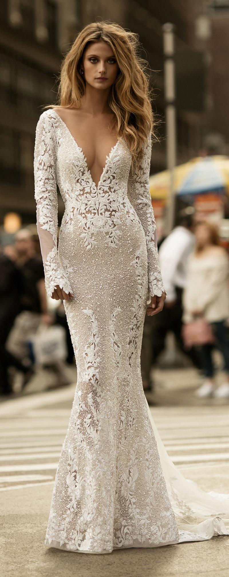 3f1dcc36cba Свадебная мода 2017. Самые стильные и потрясающе красивые платья для ...