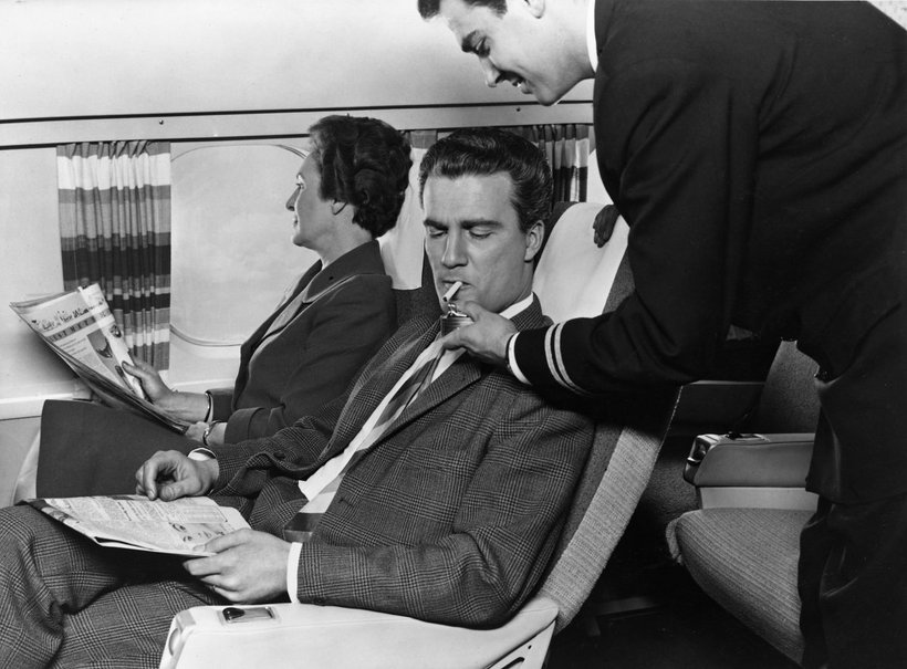 were-grateful-that-smoking-is-no-longer-permitted-on-planes-but-we-cant-deny-this-guys-got-style
