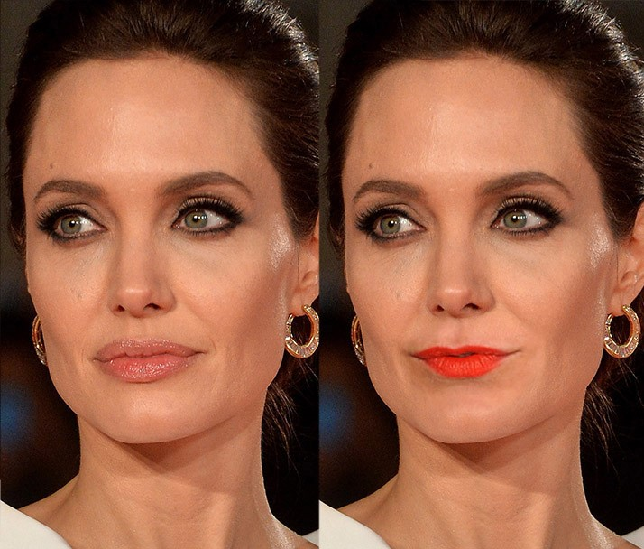 """LONDON, ENGLAND - NOVEMBER 25:  Director Angelina Jolie attends the UK Premiere of """"Unbroken"""" at Odeon Leicester Square on November 25, 2014 in London, England.  (Photo by Anthony Harvey/Getty Images)"""