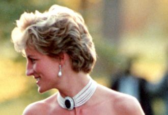 Mandatory Credit: Photo by NILS JORGENSEN/REX/Shutterstock (231134r) PRINCESS DIANA AND PETER PALUMBO Charity Dinner at the Serpentine Gallery, Hyde Park, London, Britain - 1994