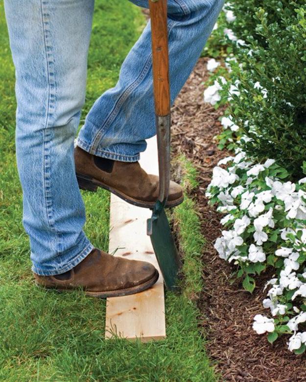 Как сделать ровный газон своими руками 99