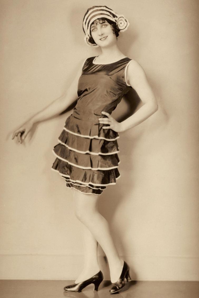 Мода из прошлого фото